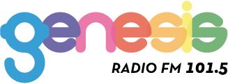 Logo Génesis 101.5 FM